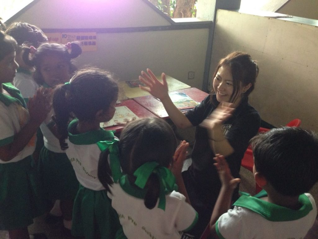 幼稚園研修