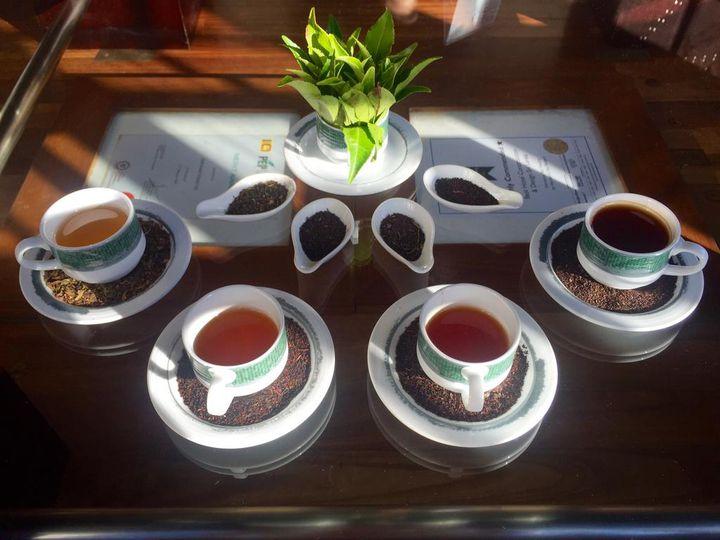 スリランカの風景・紅茶