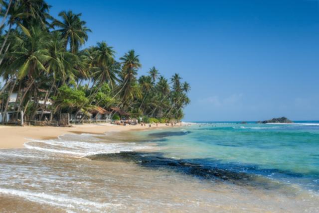 スリランカの風景・ゴール